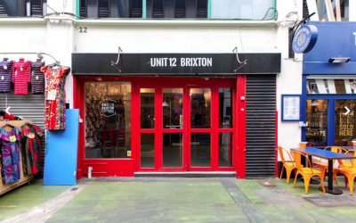 We are moving to Brixton Market!