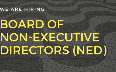 We are recruiting for : Board of Non-executive directors (NED)