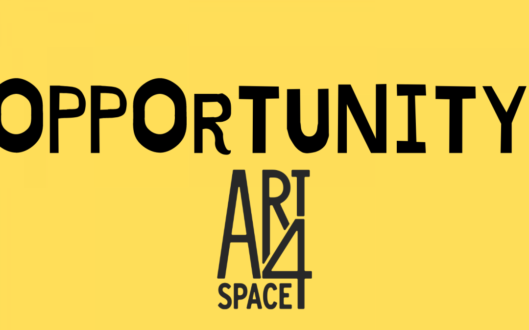 We are recruiting: 2 studio assistants aged 16-24 to support our work over six months